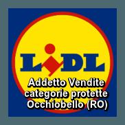 Addetto Vendite (f/m) part-time protette (Legge 68/99) Occhiobello (RO)