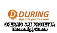 OPERAIO CAT PROTETTA ART1 LEGGE 68/99 Racconigi