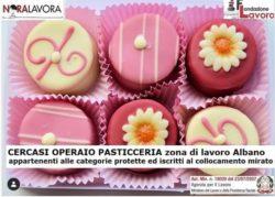 Operaio Pasticceria Categorie Protette Albano Laziale